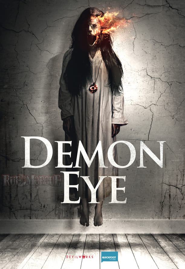 DEMON EYE poster OFFICIAL