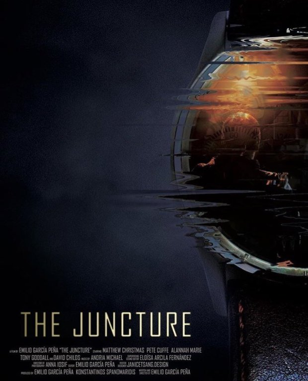 THE JUNCTURE poster